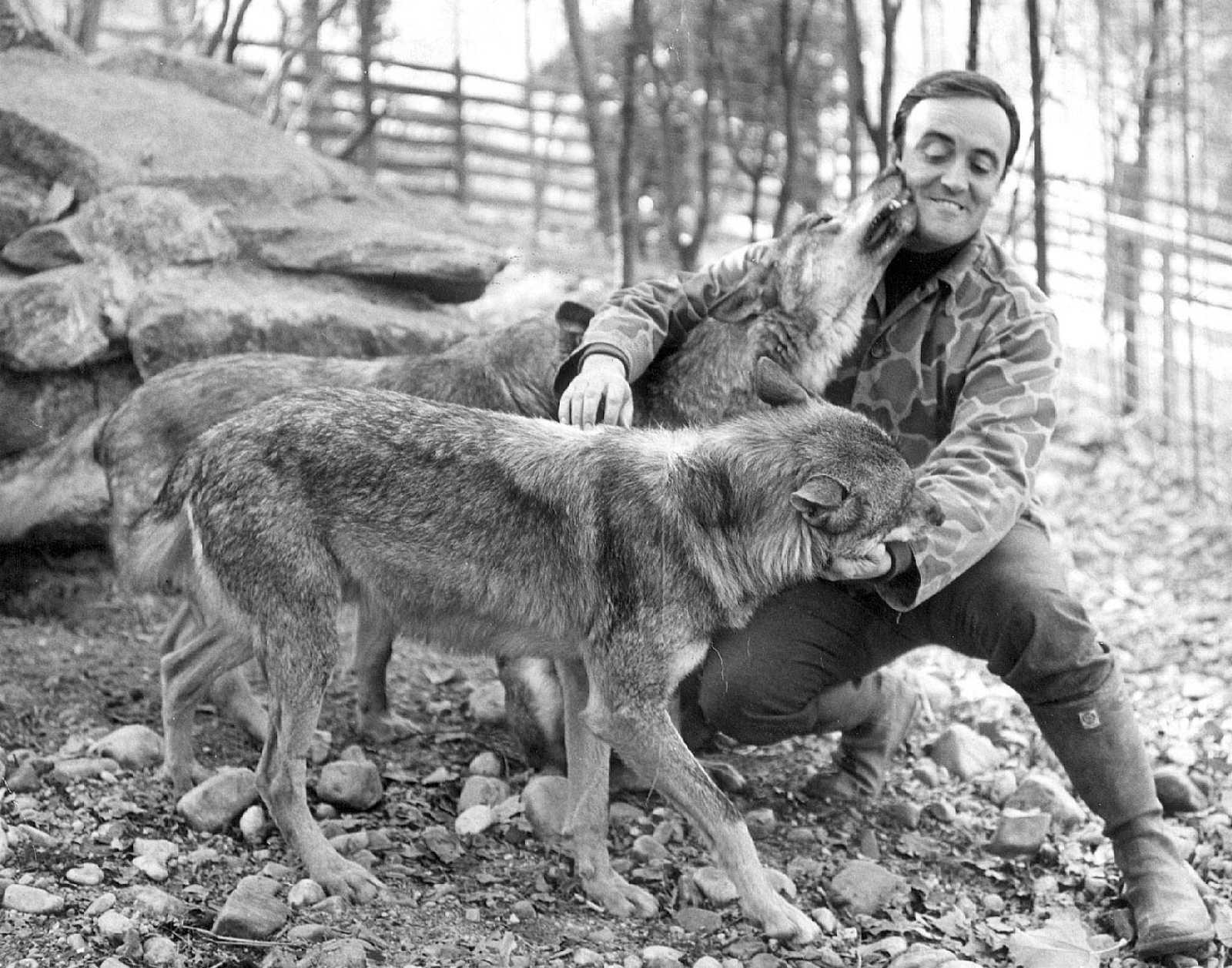 Félix, 'el amigo de los animales'