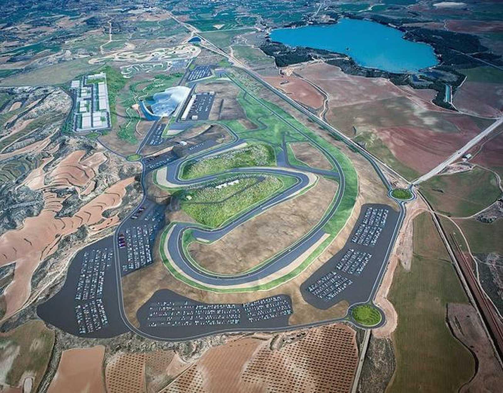 Circuito Alcañiz : Motorland aragón preparado para convertirse en el cuarto circuito
