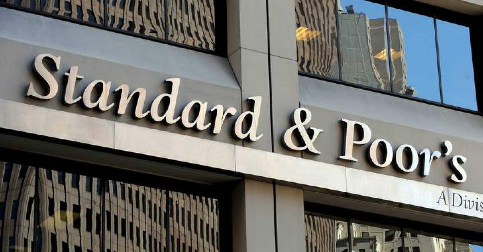 LAS OFICINAS DE STANDARD & POOR'S EN NUEVA YORK (ESTADOS UNIDOS)