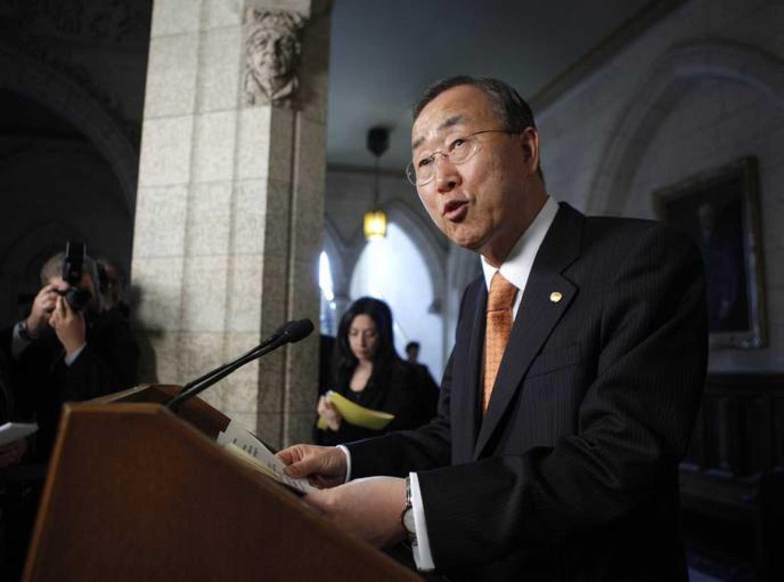 Ban Ki Moon pide reanudar el diálogo en Tailandia para evitar un ...