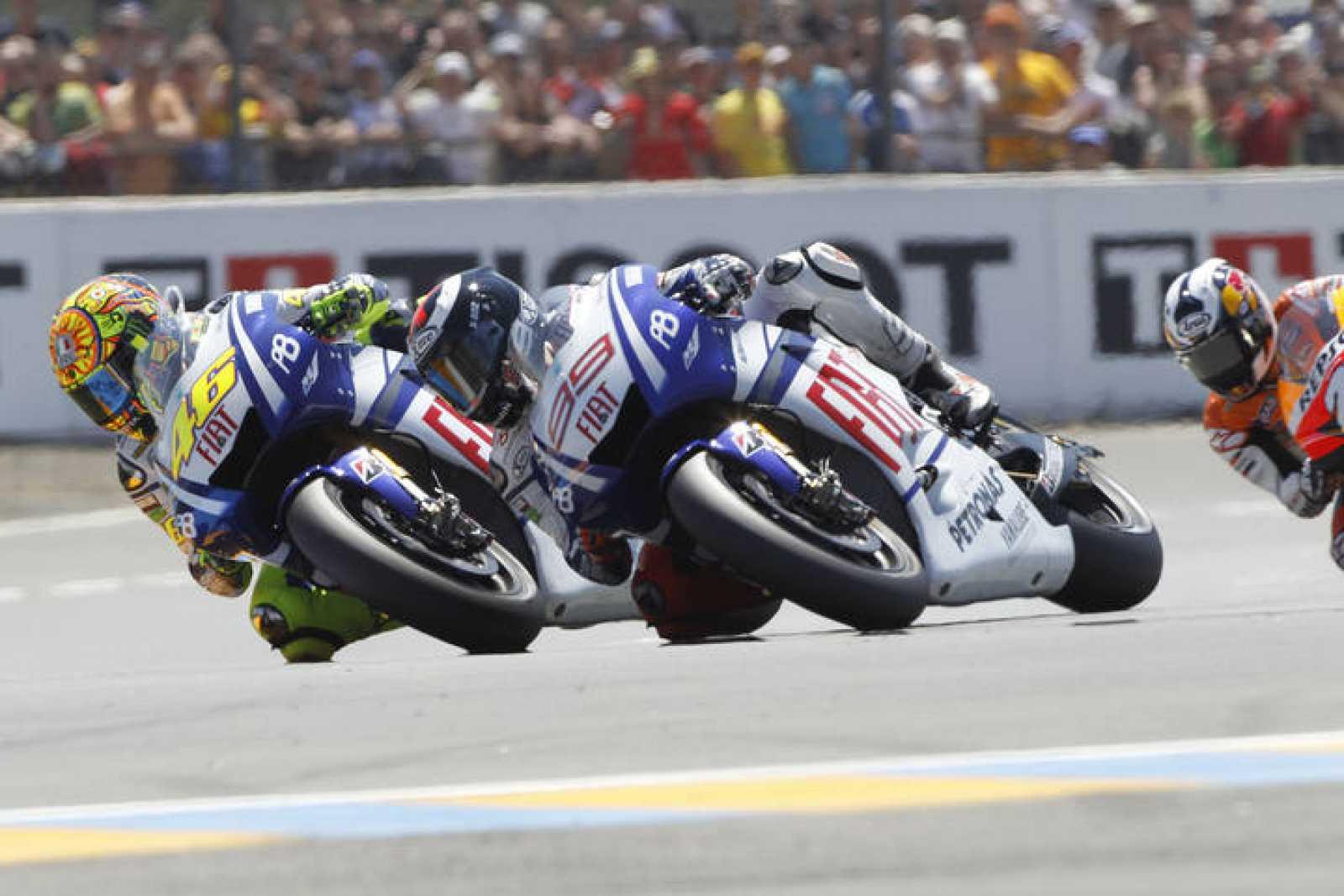 Revive el GP de Francia con toda su intensidad en 'Paddock GP'.