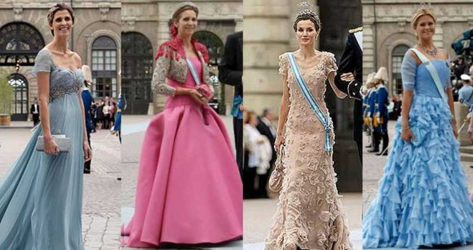 Vistoso Vestidos Invitado A La Boda Real Motivo - Ideas de Estilos ...
