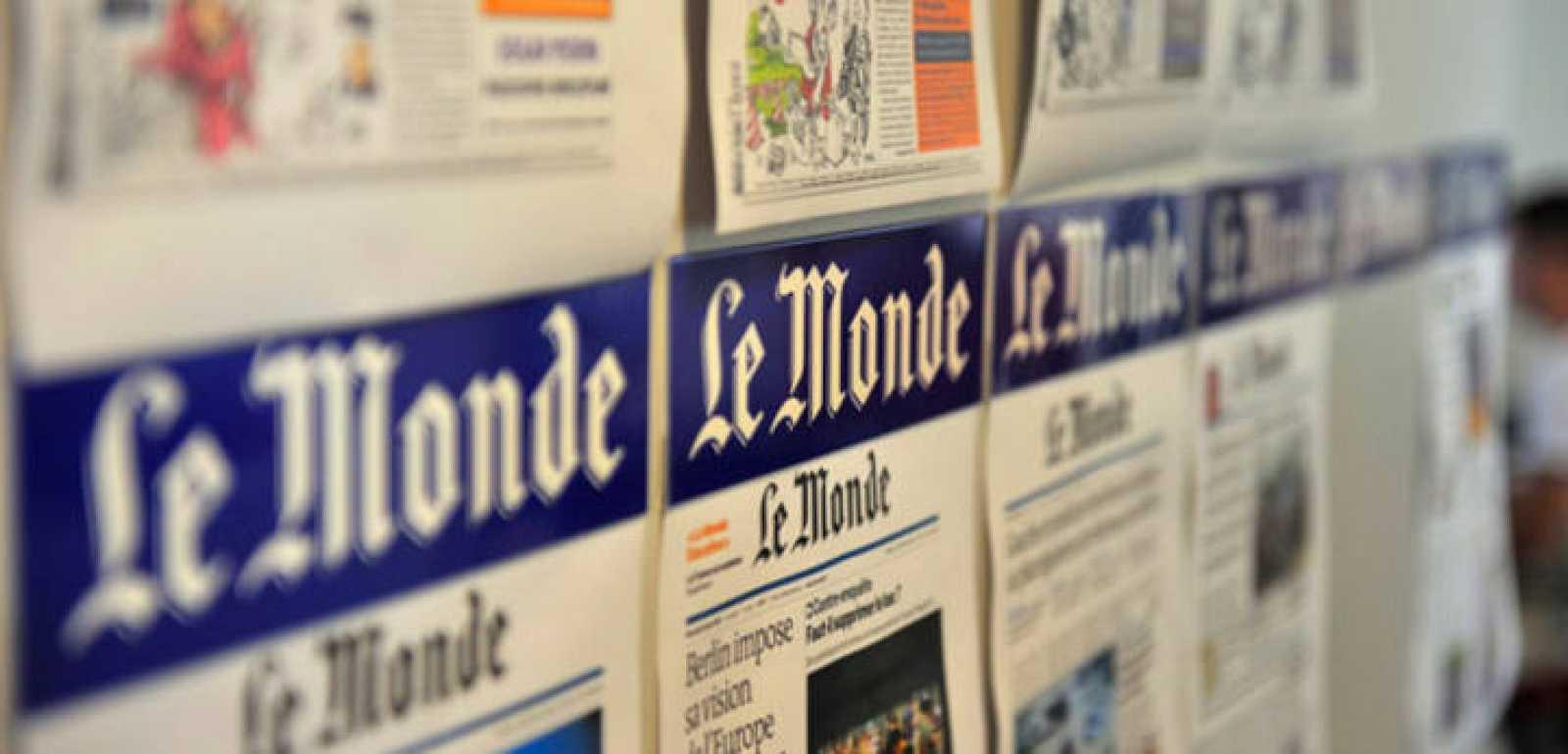 El diario francés Le Monde elige como nuevo dueño un consorcio vetado por Sarkozy