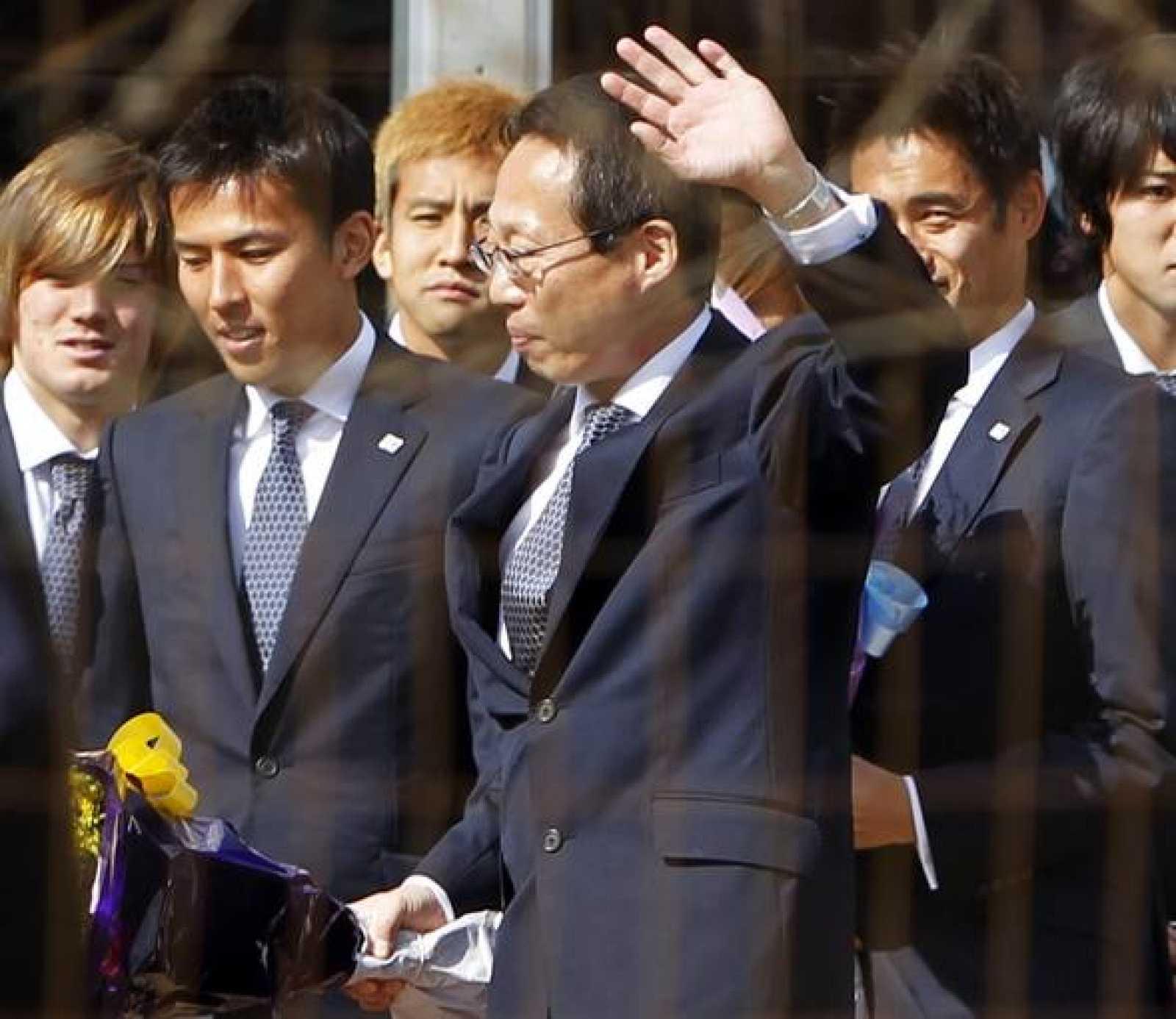 Takeshi Okada ha anunciado que no seguirá siendo el entrenador de Japón