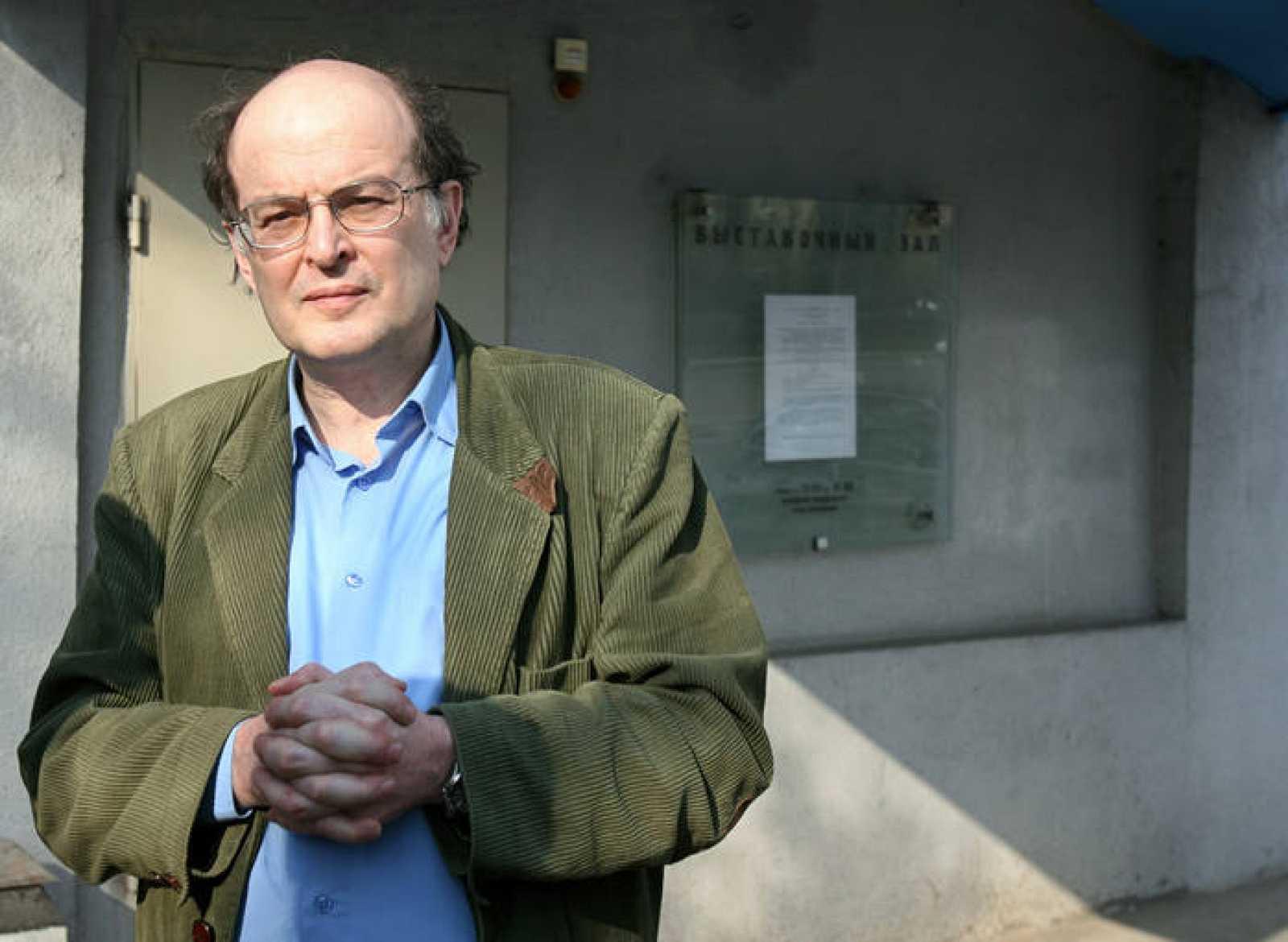 El director del Museo Sajarov Yuri Samodurov, uno de los condenados