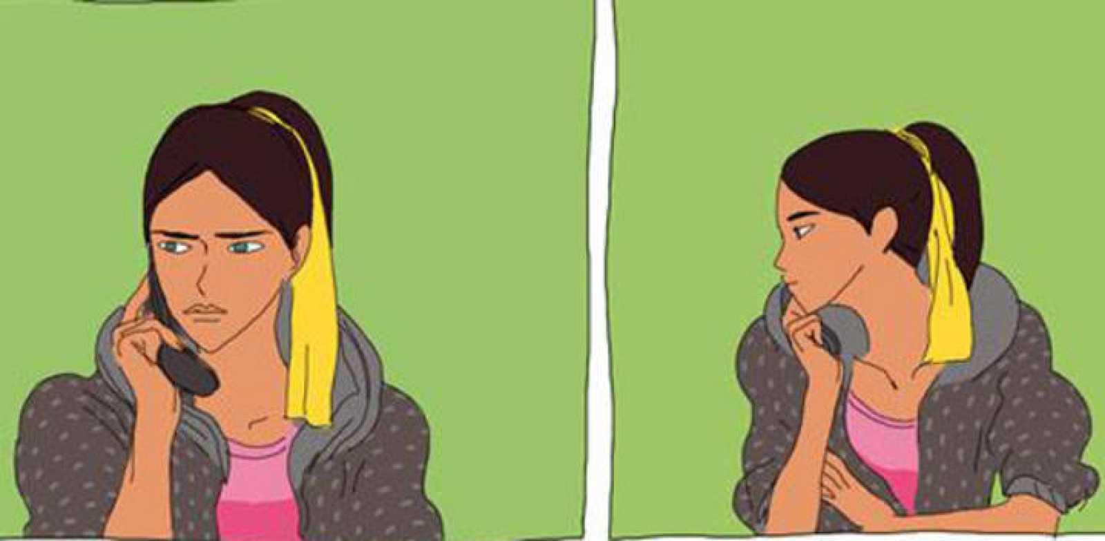 Viñetas de 'Amistad estrecha', de Bastien Vivès