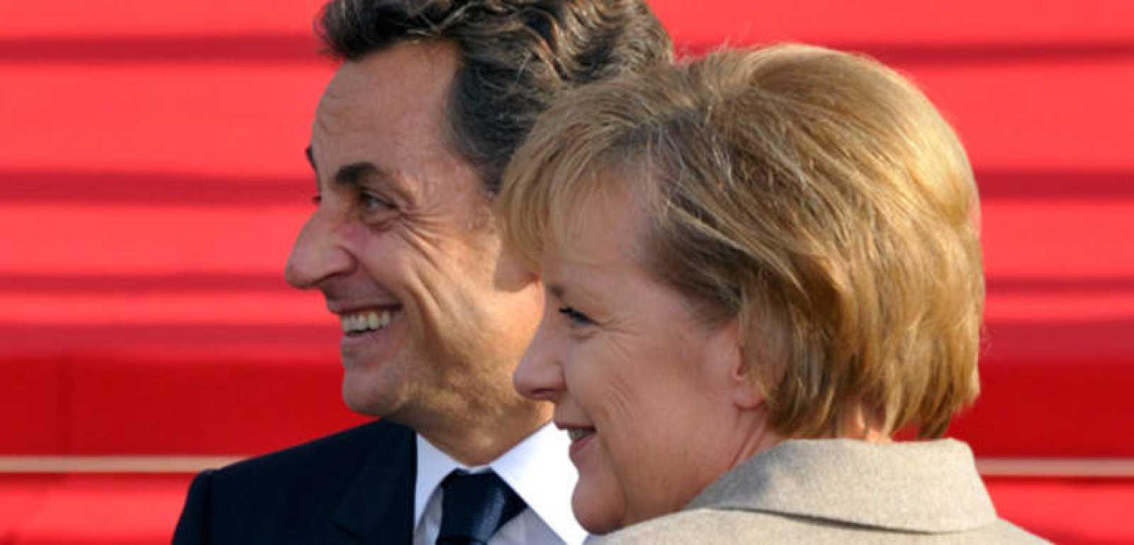 La UE acuerda endurecer la sanciones por déficit, pero Sarkozy y Merkel piden más severidad