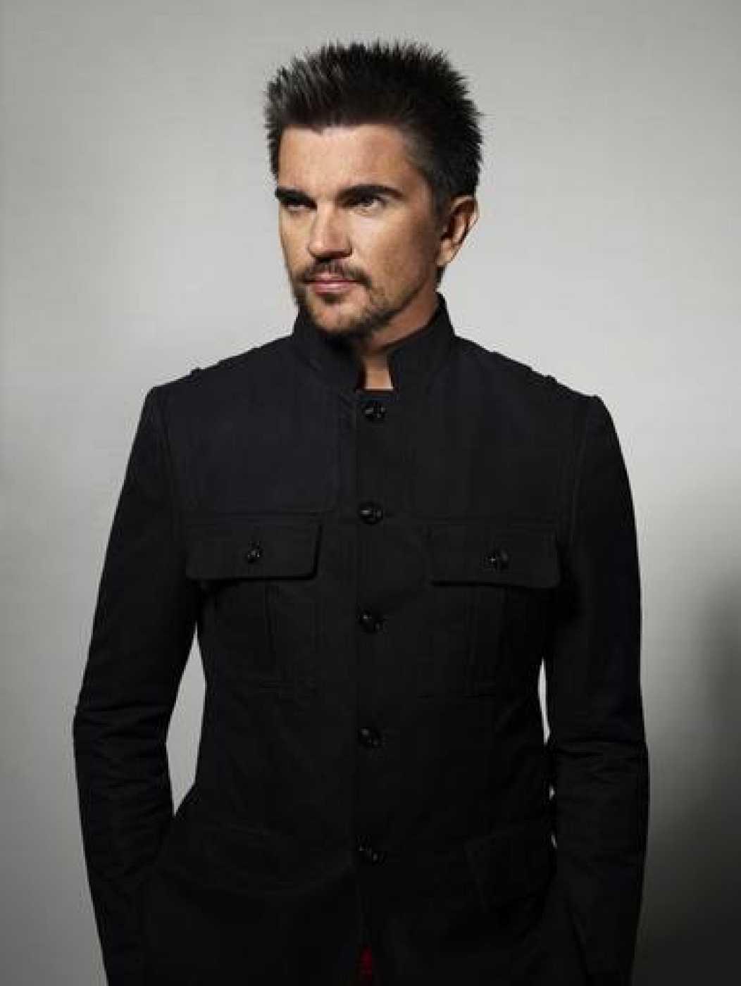 El cantante Juanes