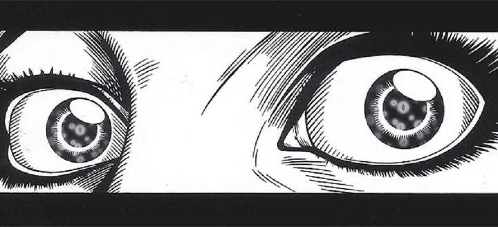 Fragmento de viñeta de 'Desde la oscuridad', de José Avilés