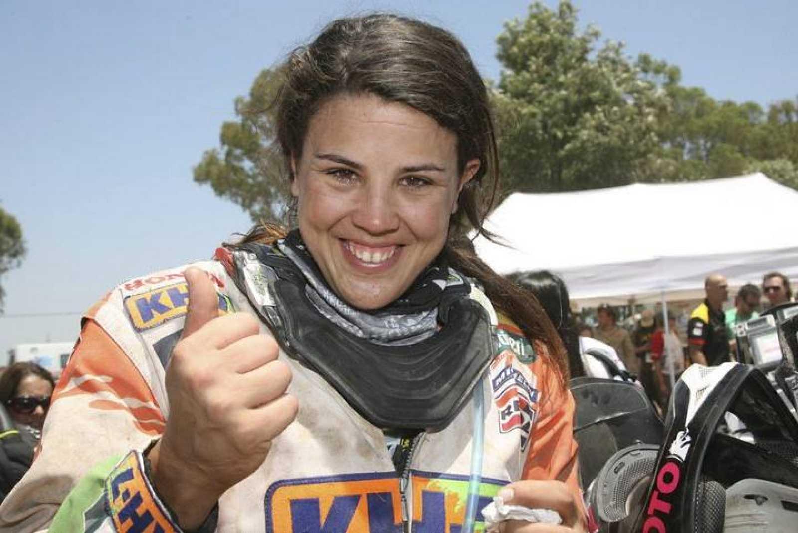 Motor rally dakar 2014 laia sanz afronta su cuarto - Tableros sanz madrid ...