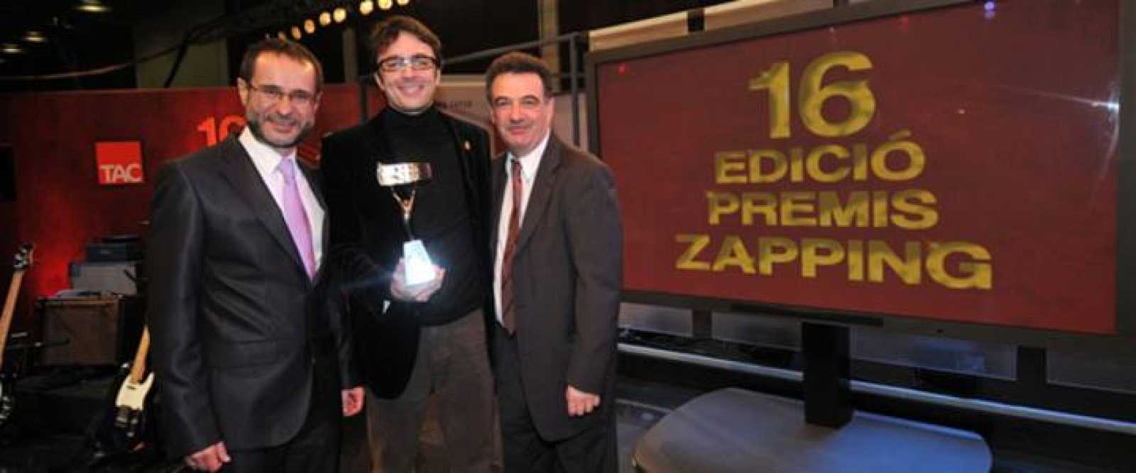 Premio Zapping al Telediario Fin de Semana