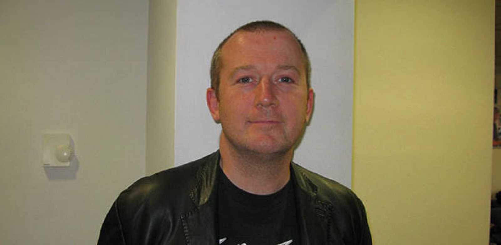 Garth Ennis, guionista de 'Predicador'