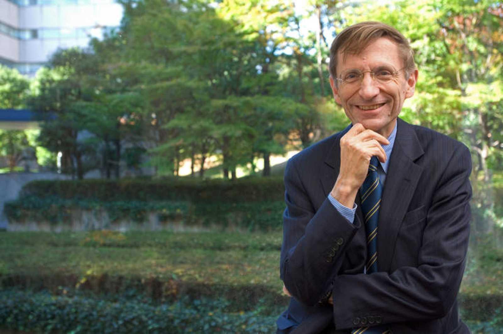 Bill Drayton, premio Príncipe de Asturias de Cooperación 2011