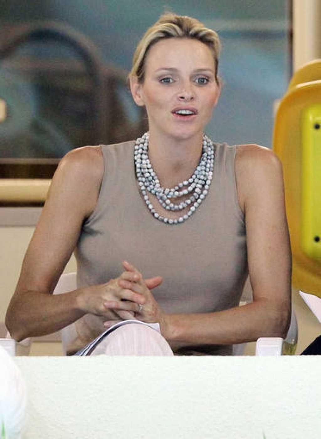 Charlene Wittstock ha dejado el deporte profesional para convertirse en la nueva Alteza Serenísima de Mónaco.