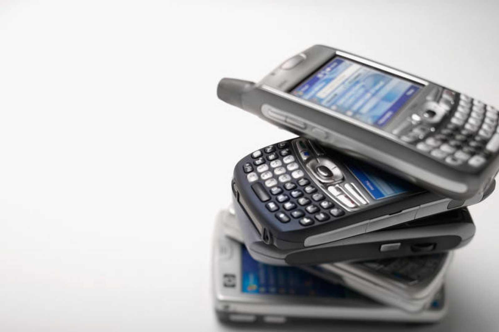 Las BlackBerrys han perdido el liderazgo en el mercado de los 'smartphones'