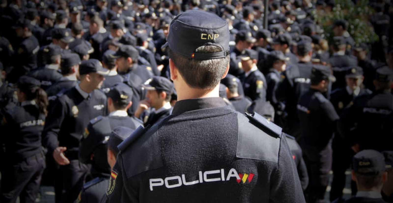 La Policía Nacional Es Ya Una Oportunidad Laboral Para Los