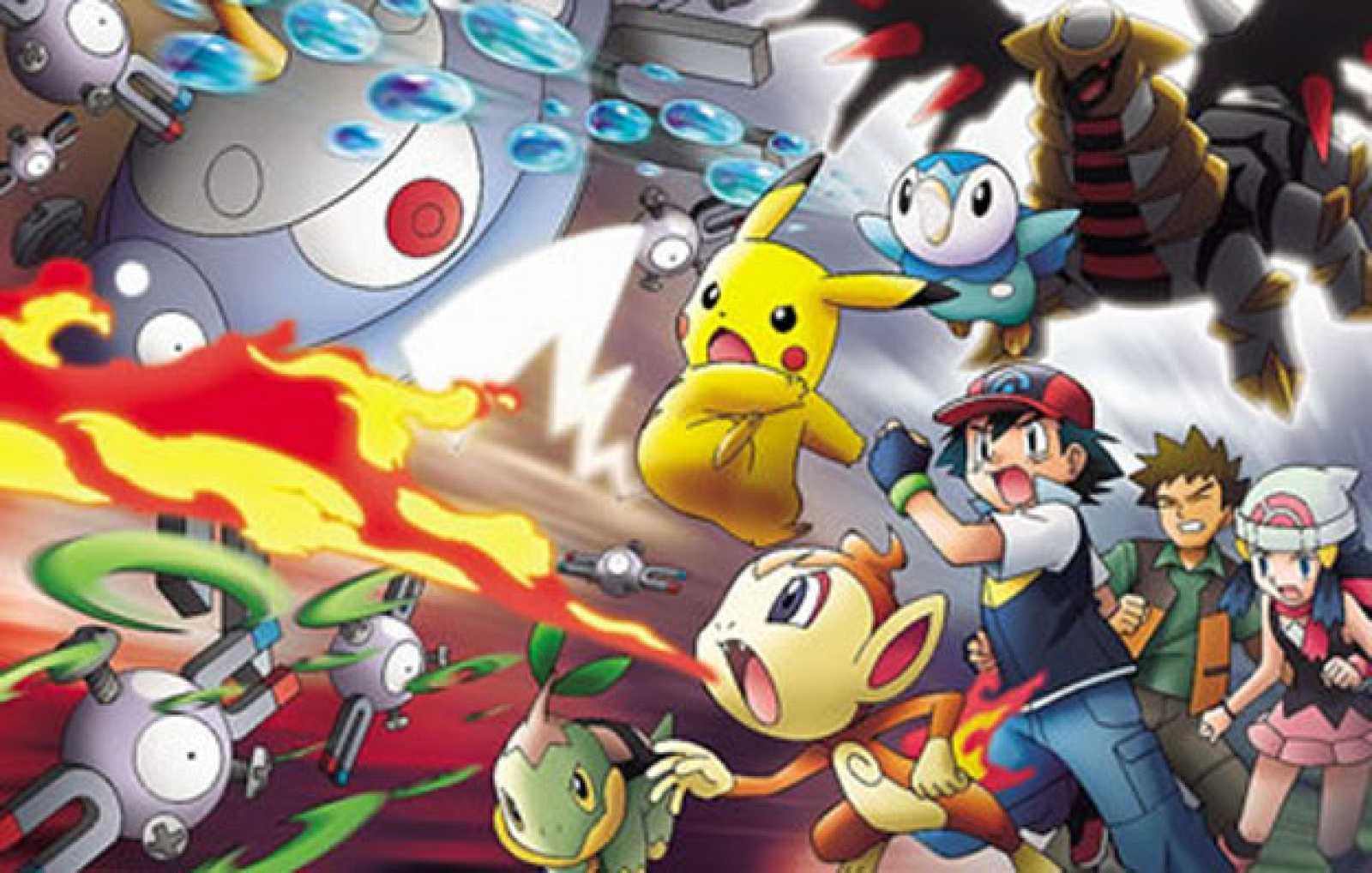 ✖ Clan estrena la nueva temporada de Pokémon: \'Pokémon, Negro y ...