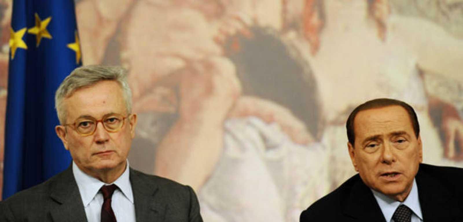 Berlusconi anuncia nuevas reformas para luchar contra el déficit