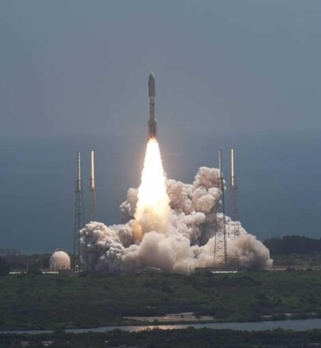 El combustible de los cohetes podría estar compuesto de amoníaco, una de las sustancias químicas de la orina
