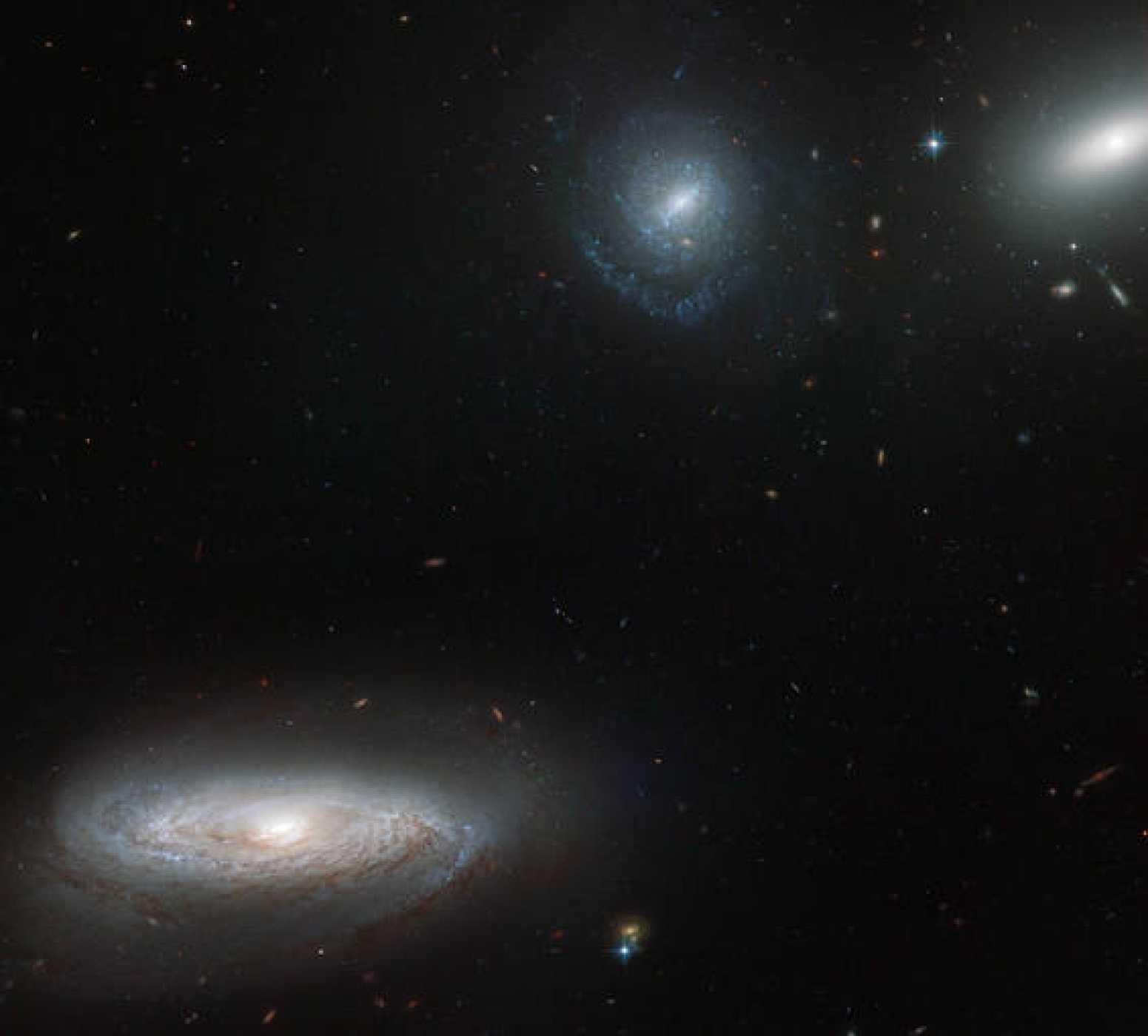 Un nuevo misterio para el Hubble