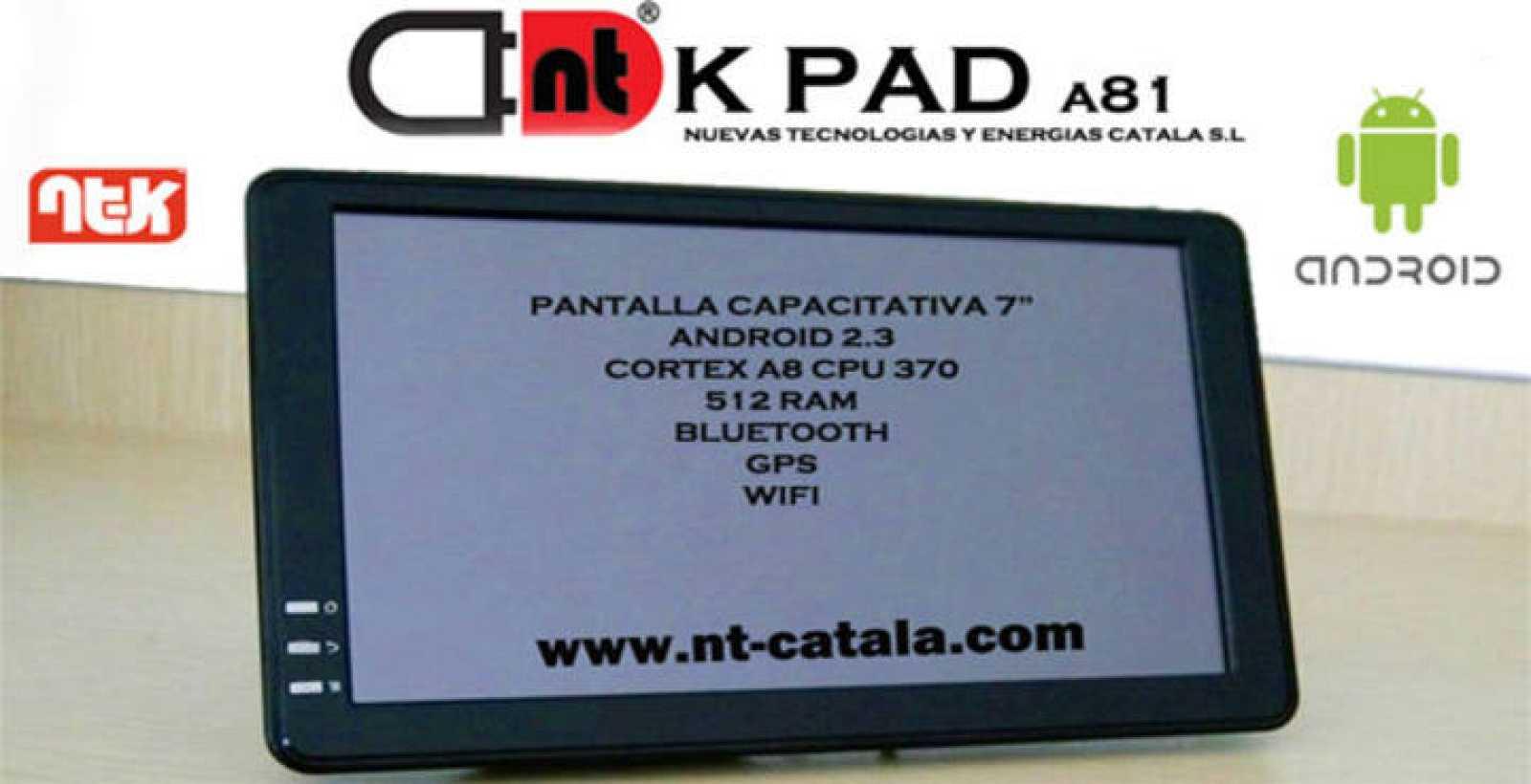 La empresa valenciana alega que sus 'tablets' no tienen nada que ver con el iPad de Apple