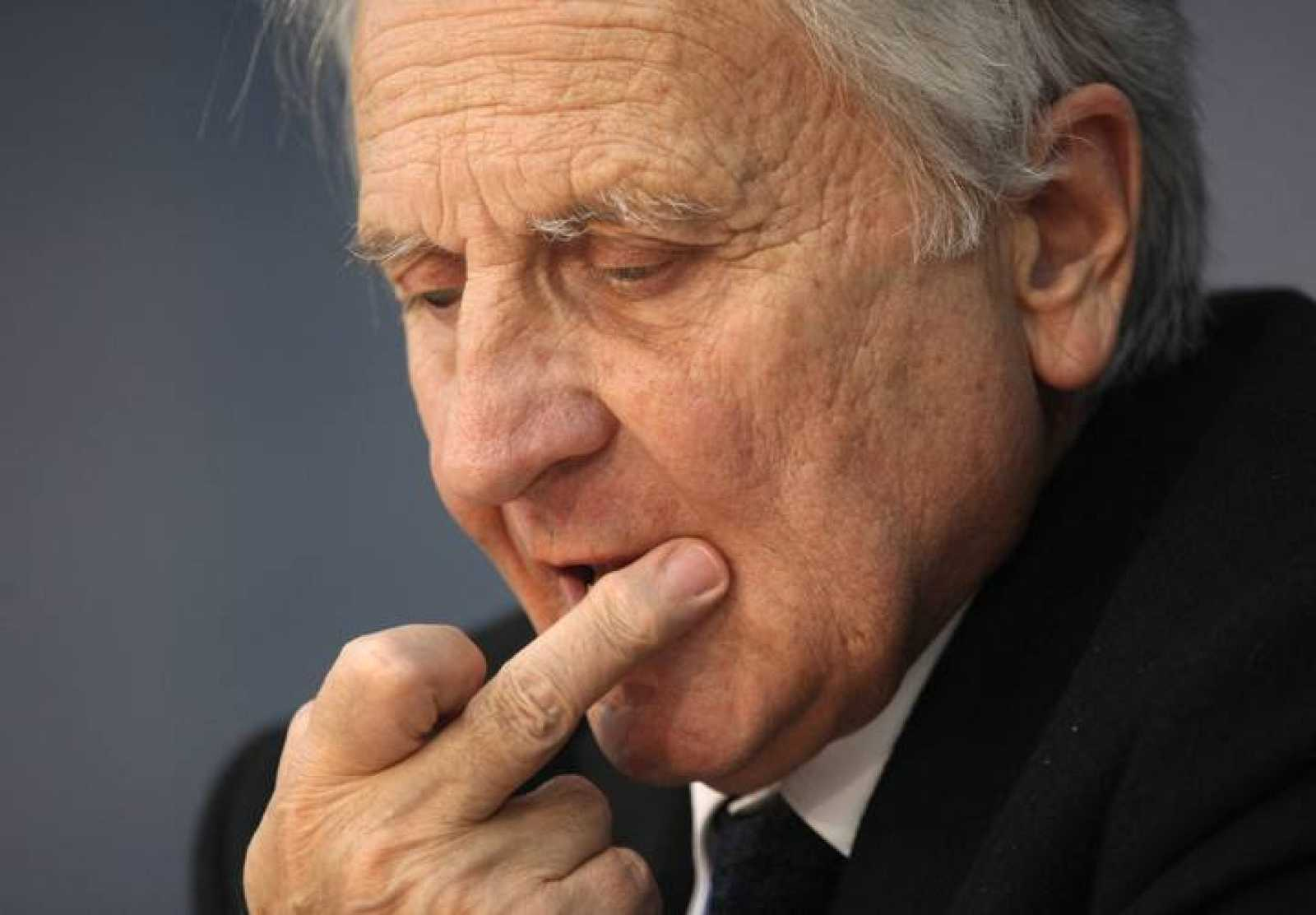 Jean-Claude Trichet, presidente del Banco Central Europeo