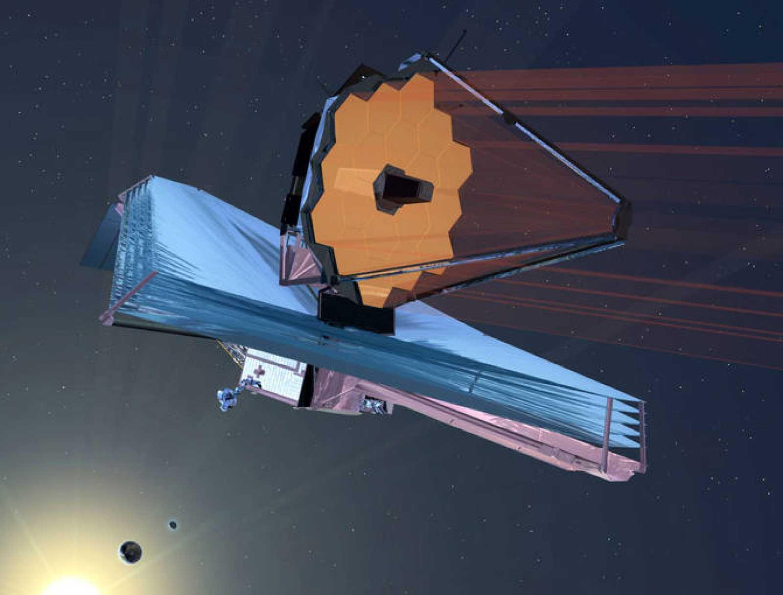 La NASA intenta salvar al sucesor del Hubble