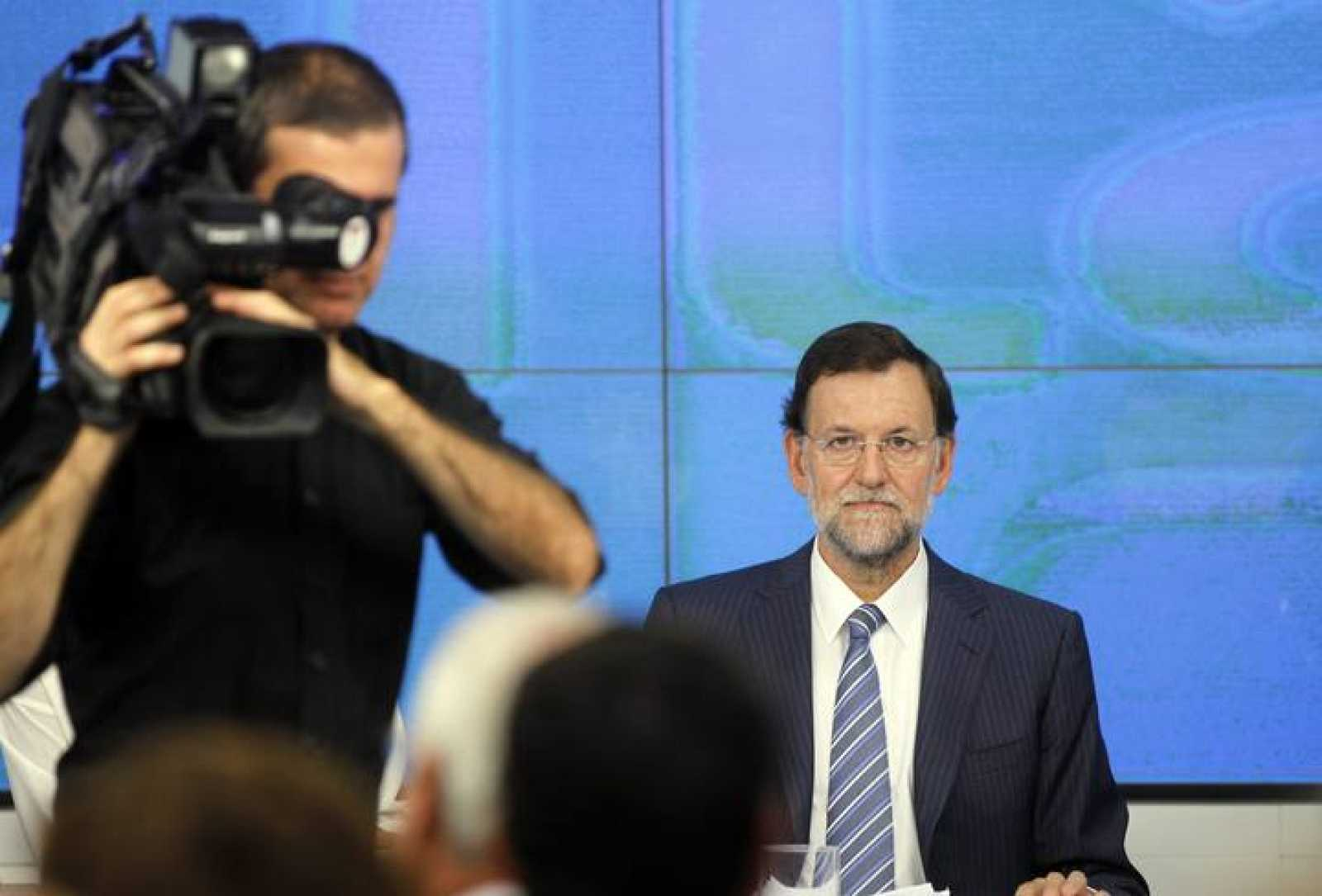 Mariano Rajoy acaba de publicar sus memorias apenas dos meses antes de que arranque la campaña electoral