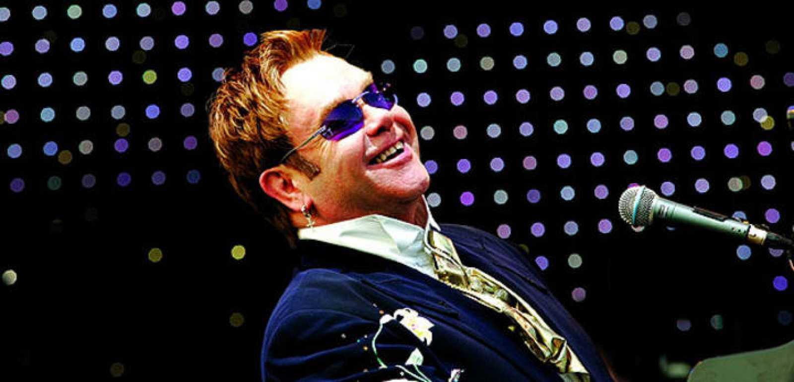 Elton John es el gran cabeza de cartel de la primerajornada