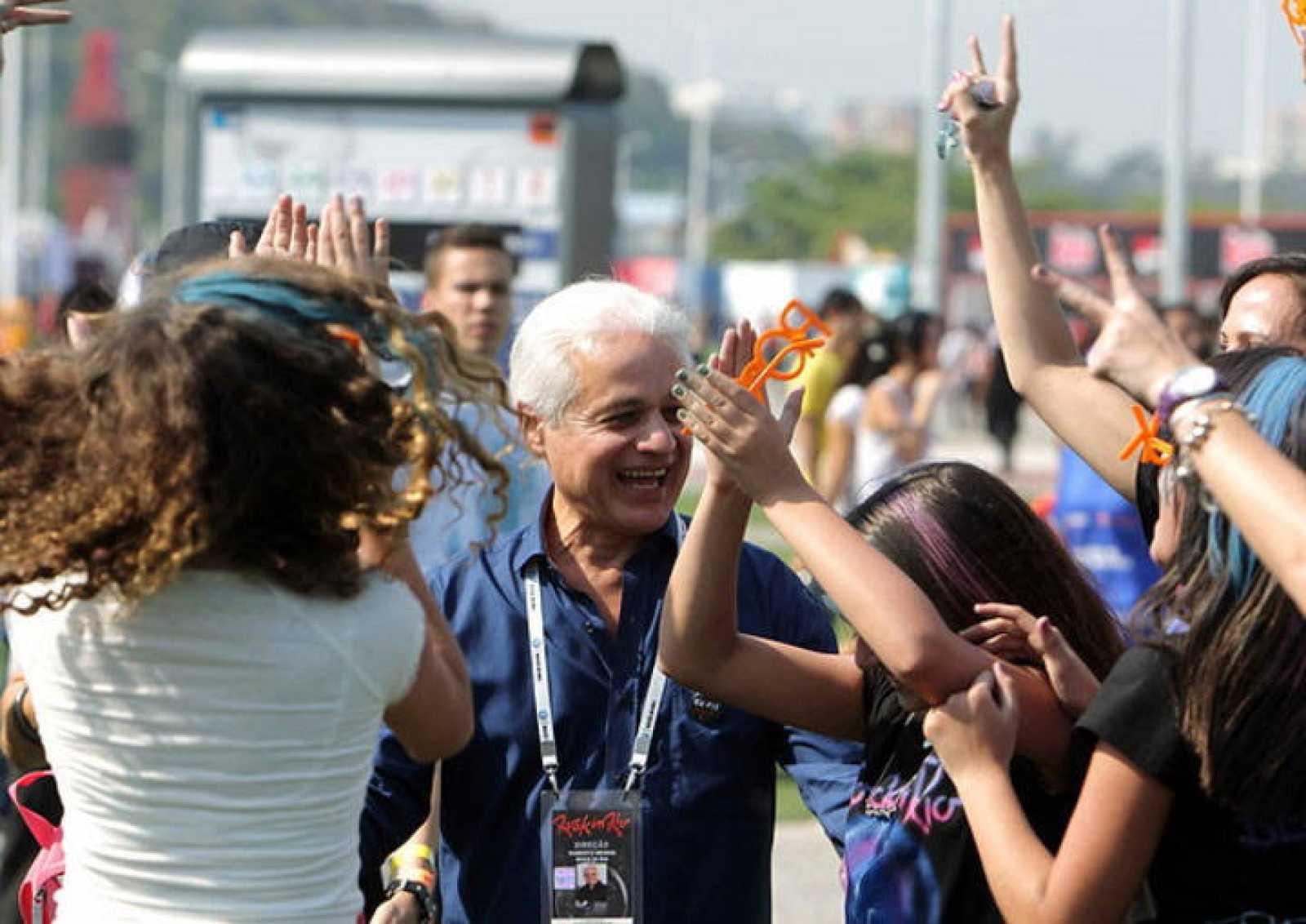 """""""Rock in Rio es un proyecto hecho para las marcas"""""""