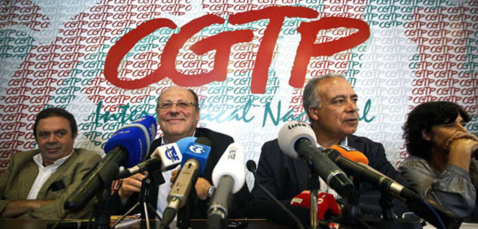 Los dos principales sindicatos portugueses convocan una huelga general