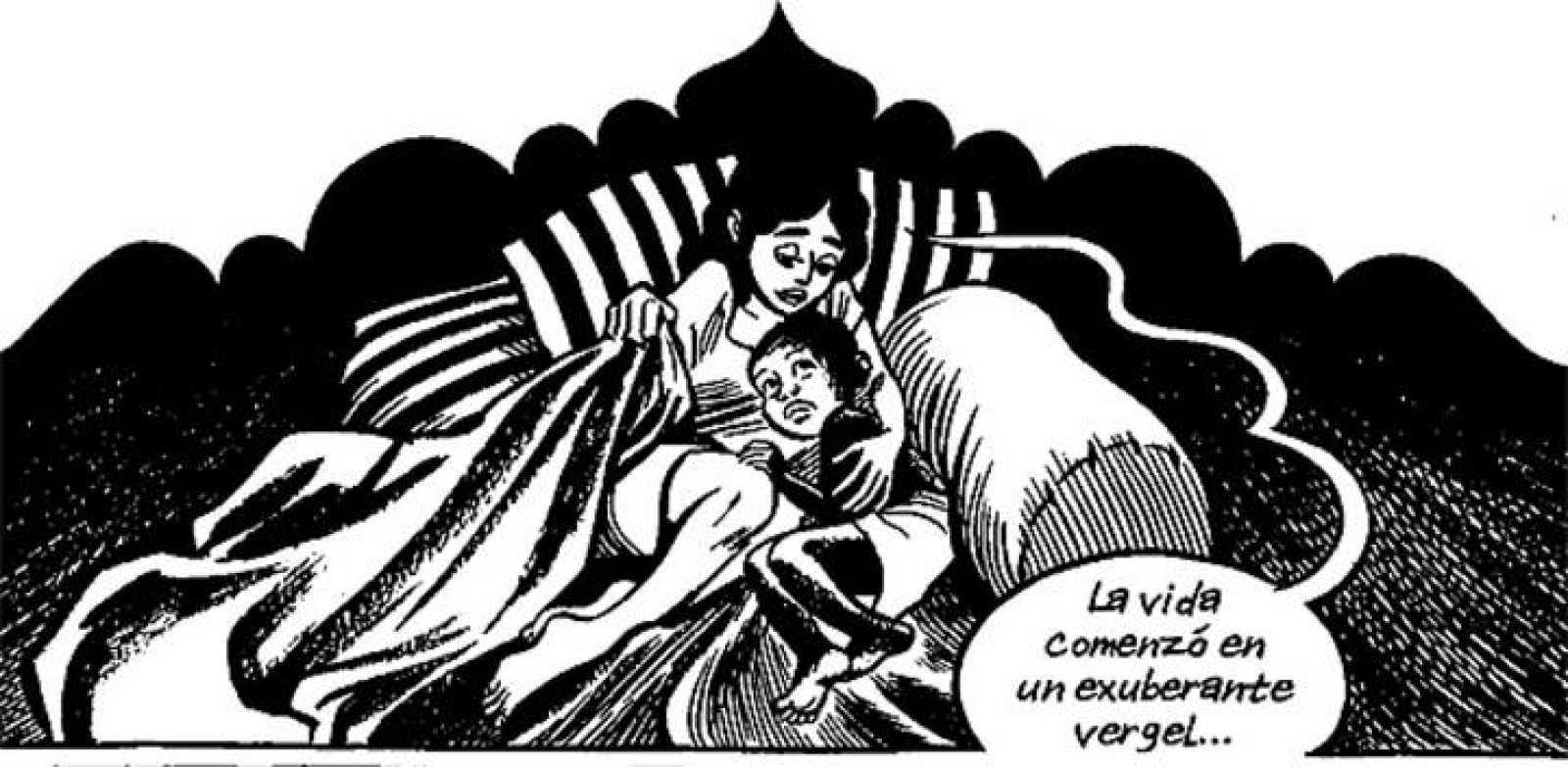 Habibi La Novela Gráfica Del Año Recupera La Magia De
