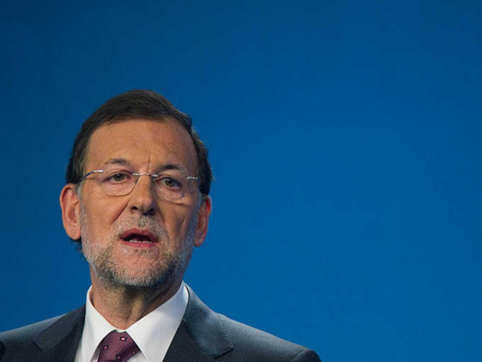 Mariano Rajoy se presenta por tercera vez como candidato a la Moncloa