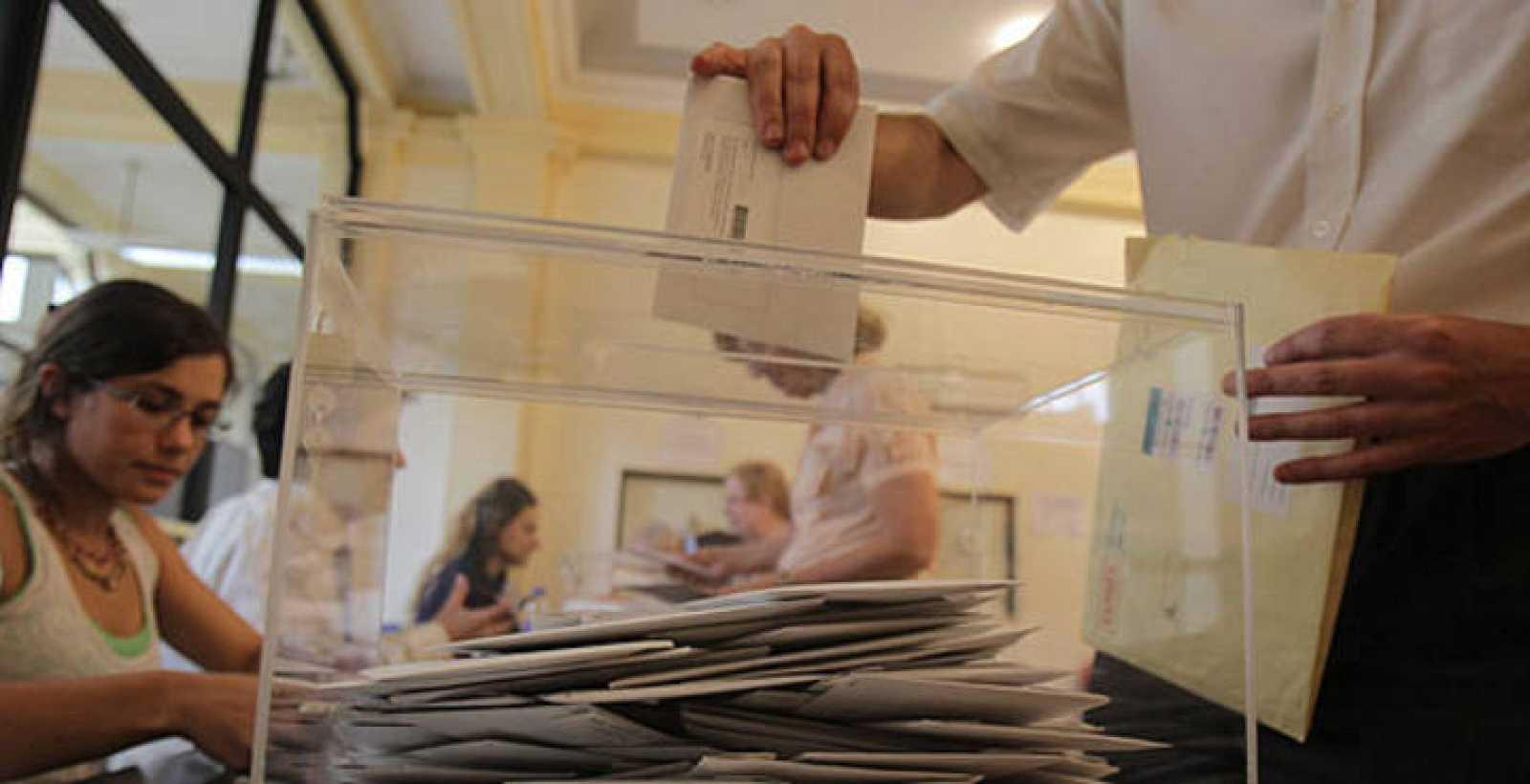 Diferencias entre voto nulo, blanco y abstención