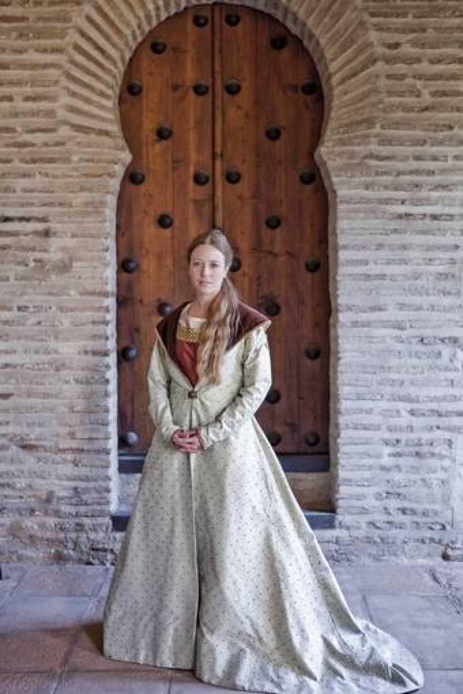 Ainhoa Santamaría interpreta a Beatriz de Bobadilla.