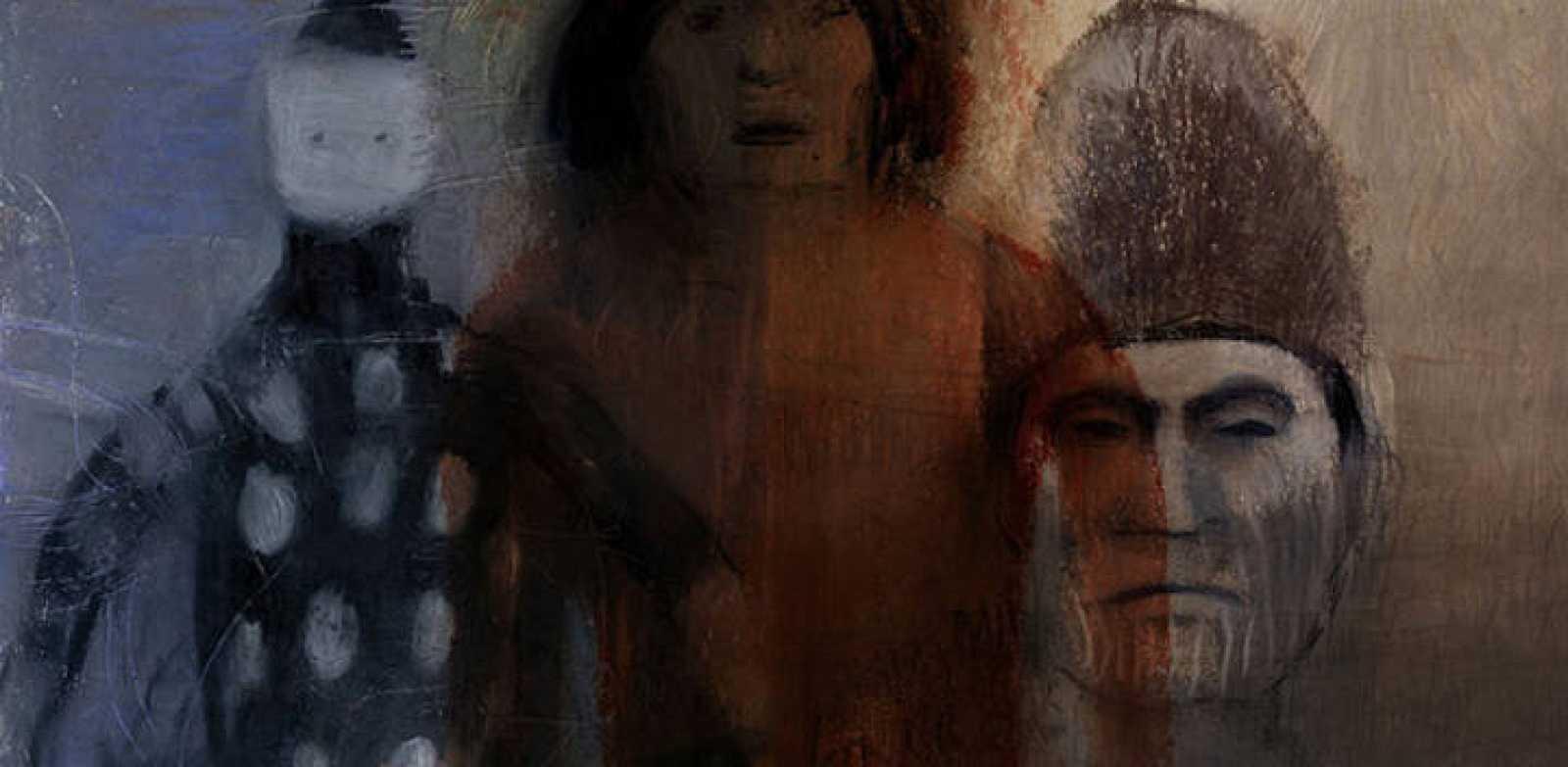 Ilustración de 'Dear Patagonia', de Jorge González