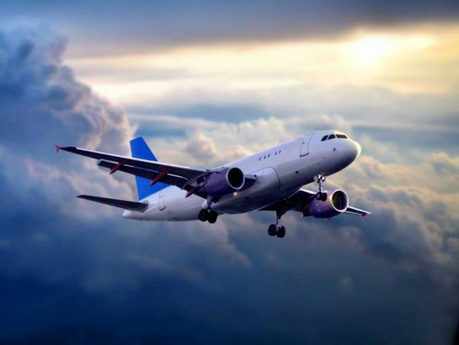 Normalmente las turbulencias se producen durante el despegue o el aterrizaje