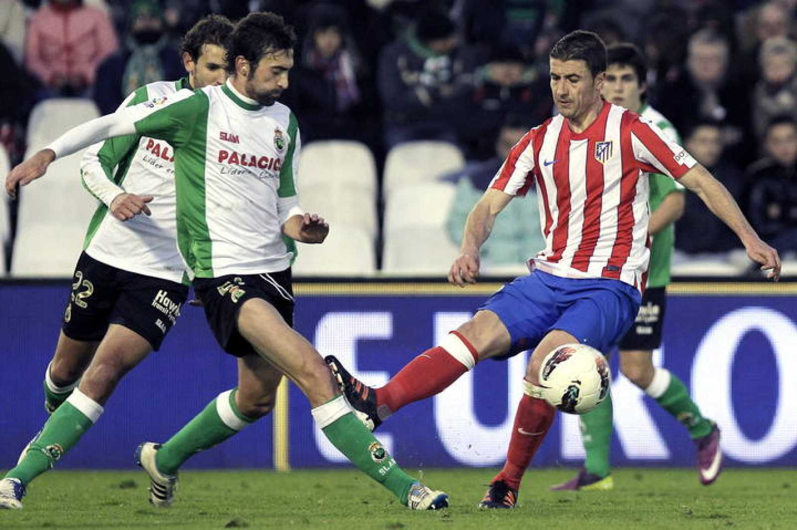 RACING DE SANTANDER - ATLETICO DE MADRID