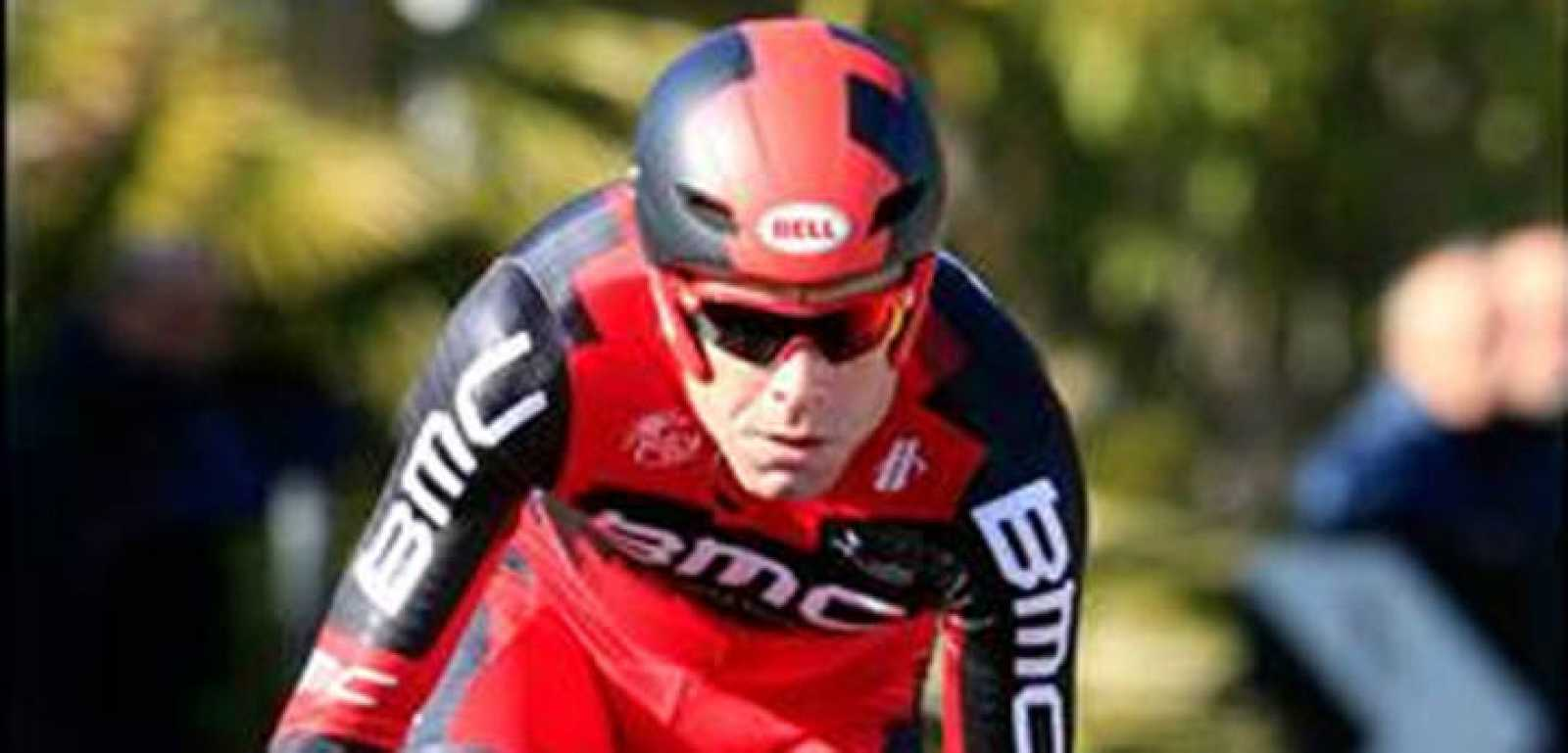 El australiano Cadel Evans, vigente campeón del Tour.