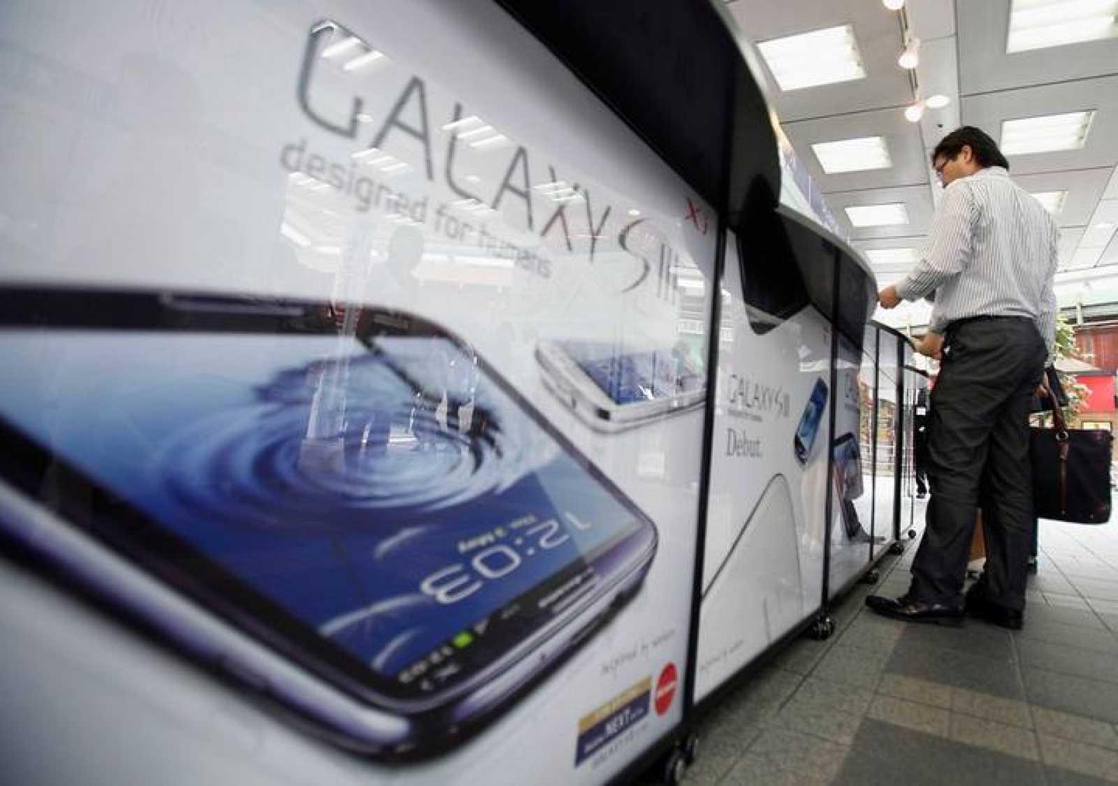 La firma Samsung sacará a la venta el nuevo Galaxy Note solo dos meses después del gran éxito del S III
