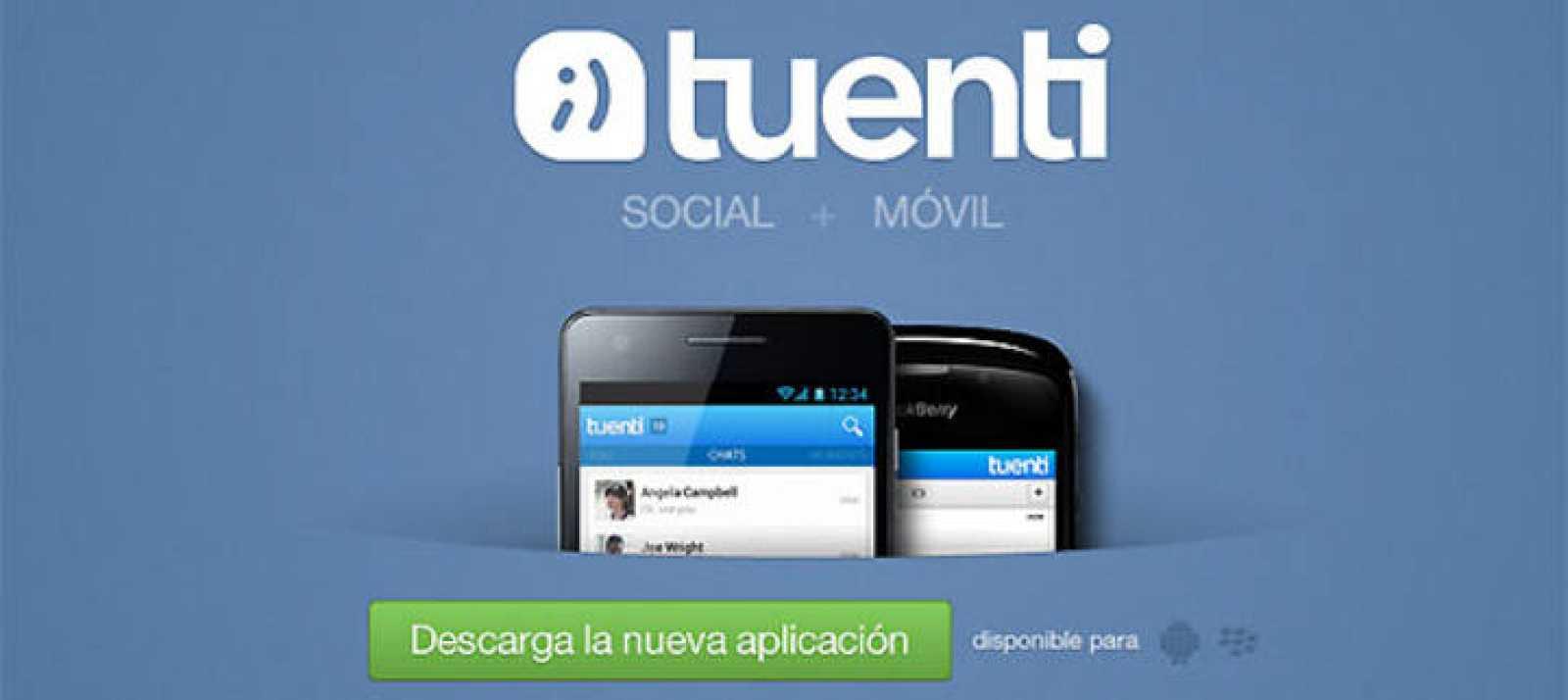 Tuenti apuesta por 'meterse' en los móviles y se internacionaliza