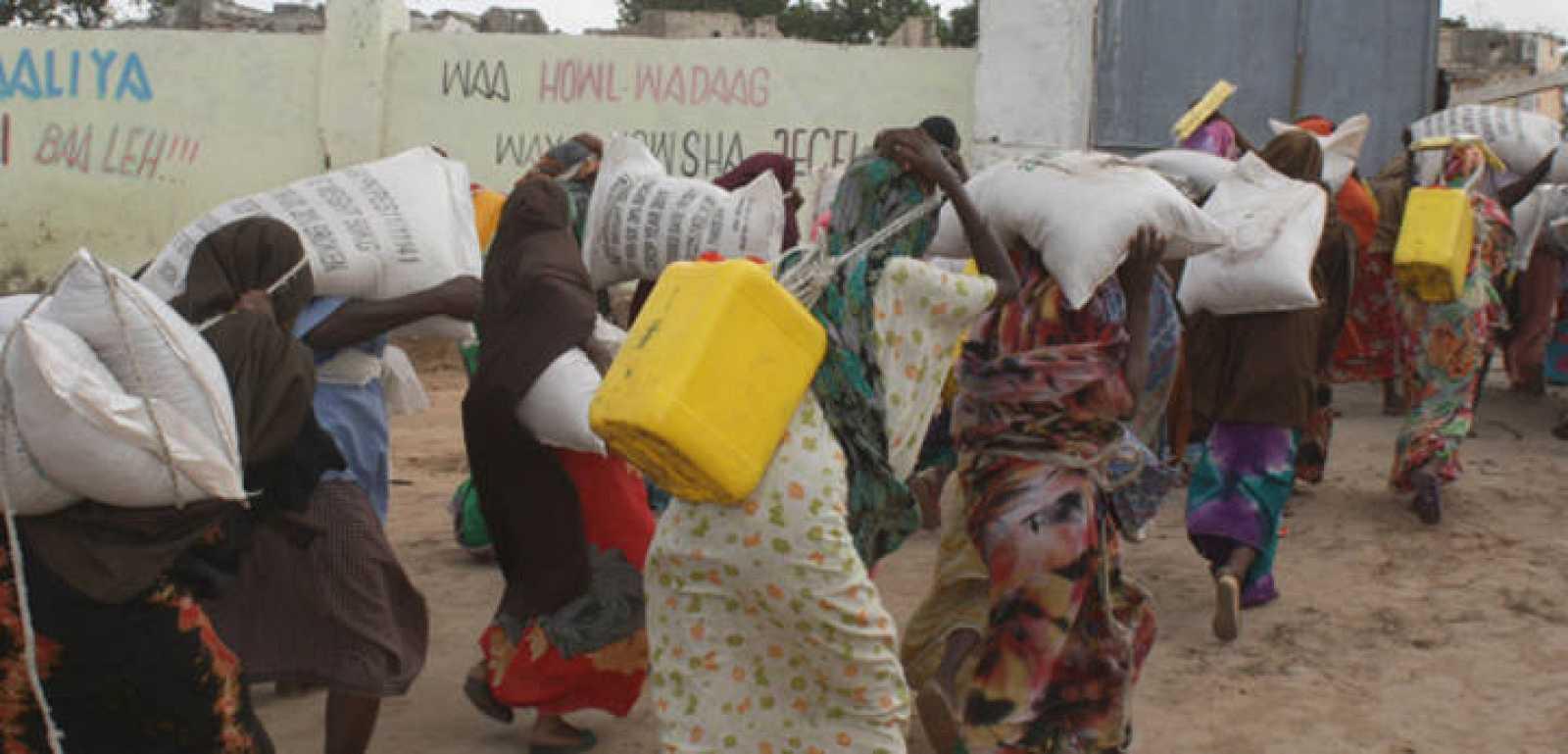 Somalia en estado de emergencia humanitaria