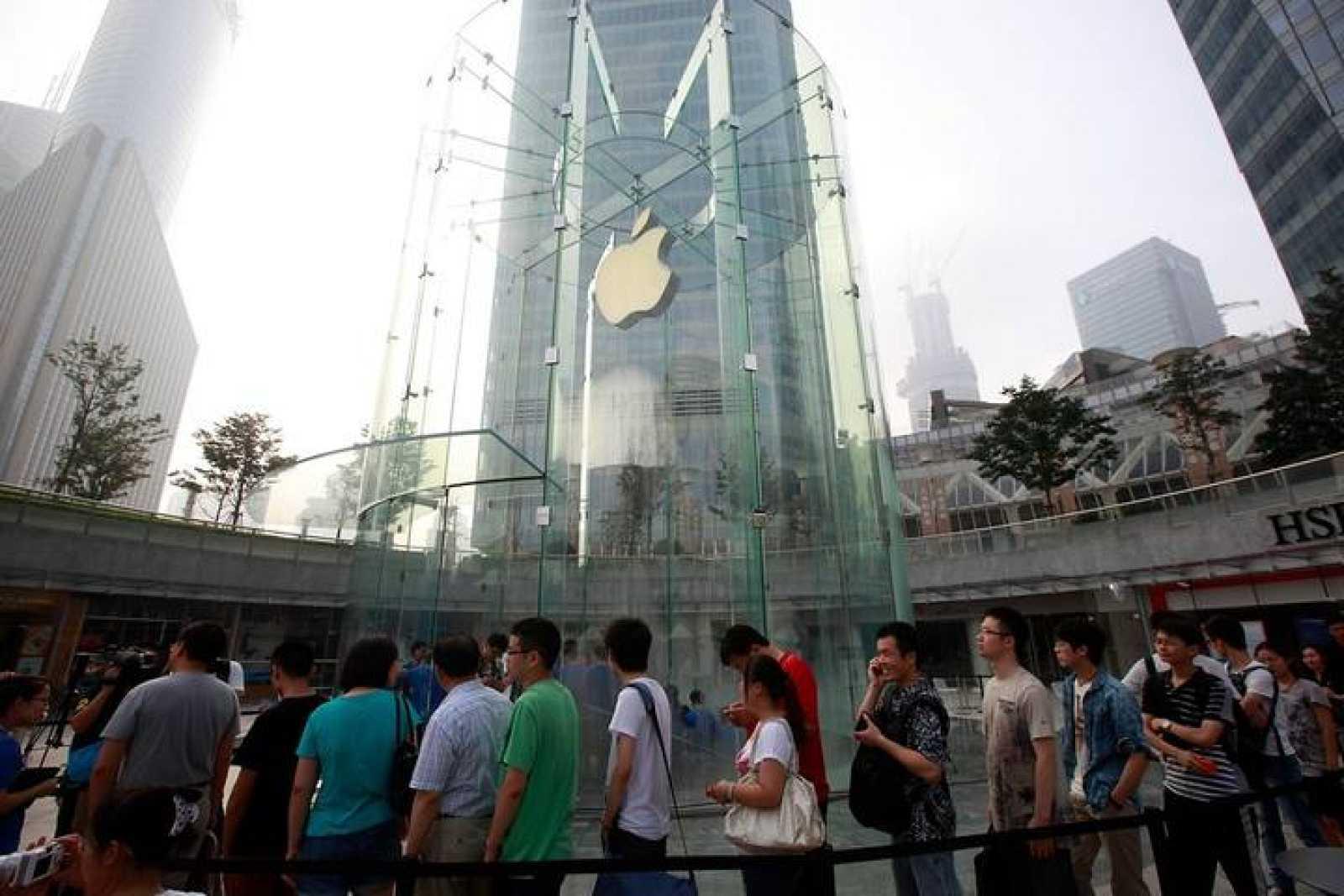 El lanzamiento del nuevo iPad en China se ha desarrollado con total normalidad