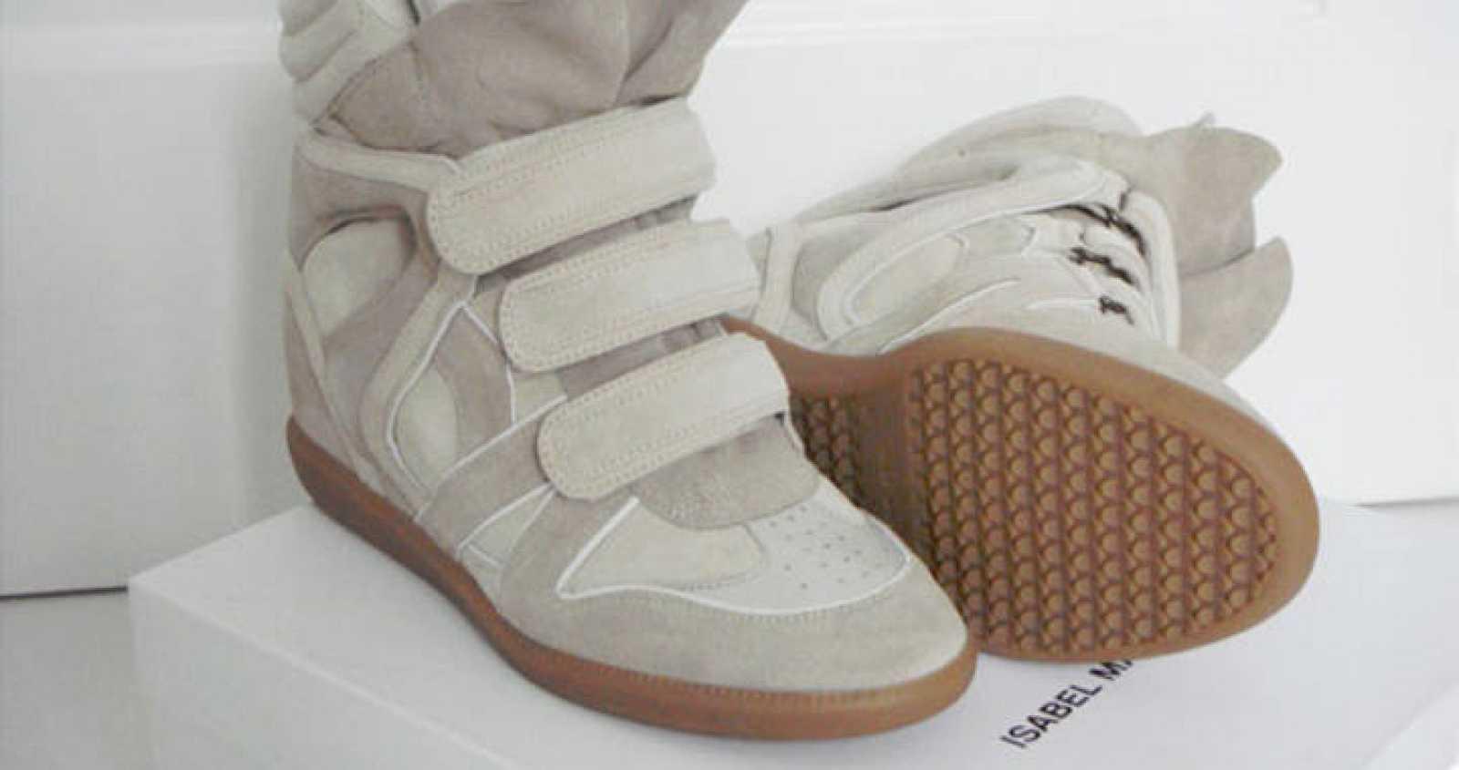 Las Willow Sneakers de Isabel Marant