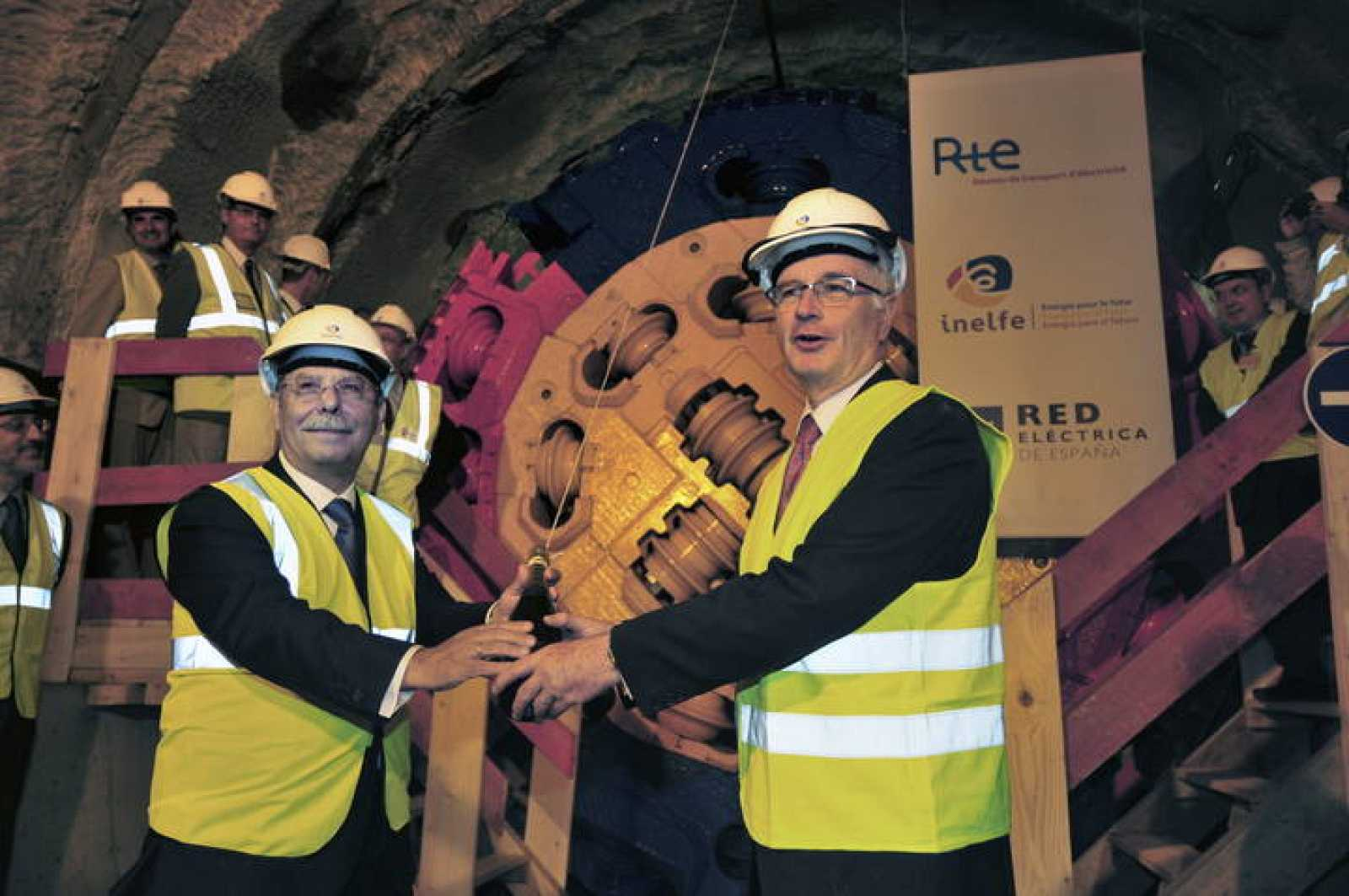 La conexión eléctrica España-Francia estará lista en 2014
