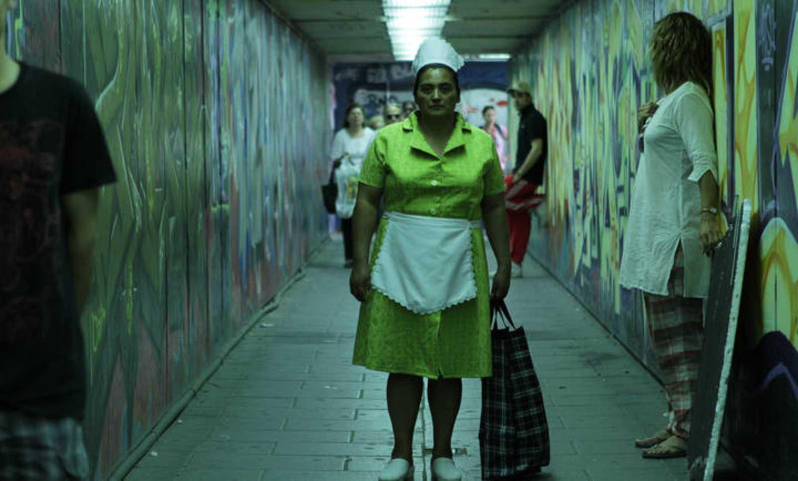 'Exit' es una creación de Beatriz Santiago y Adrián Silvestre