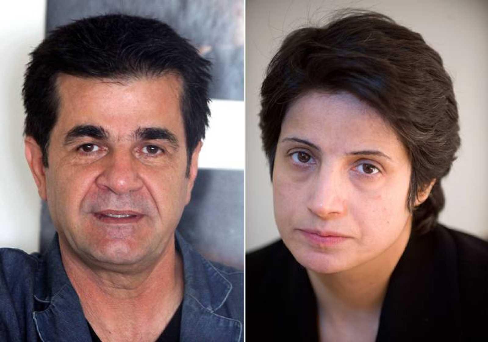 El reputado cineasta Jafar Panahi y la abogada Nasrin Sotoudeh recibirán este año el premio Sájarov a la Libertad de Conciencia de la Eurocámara.