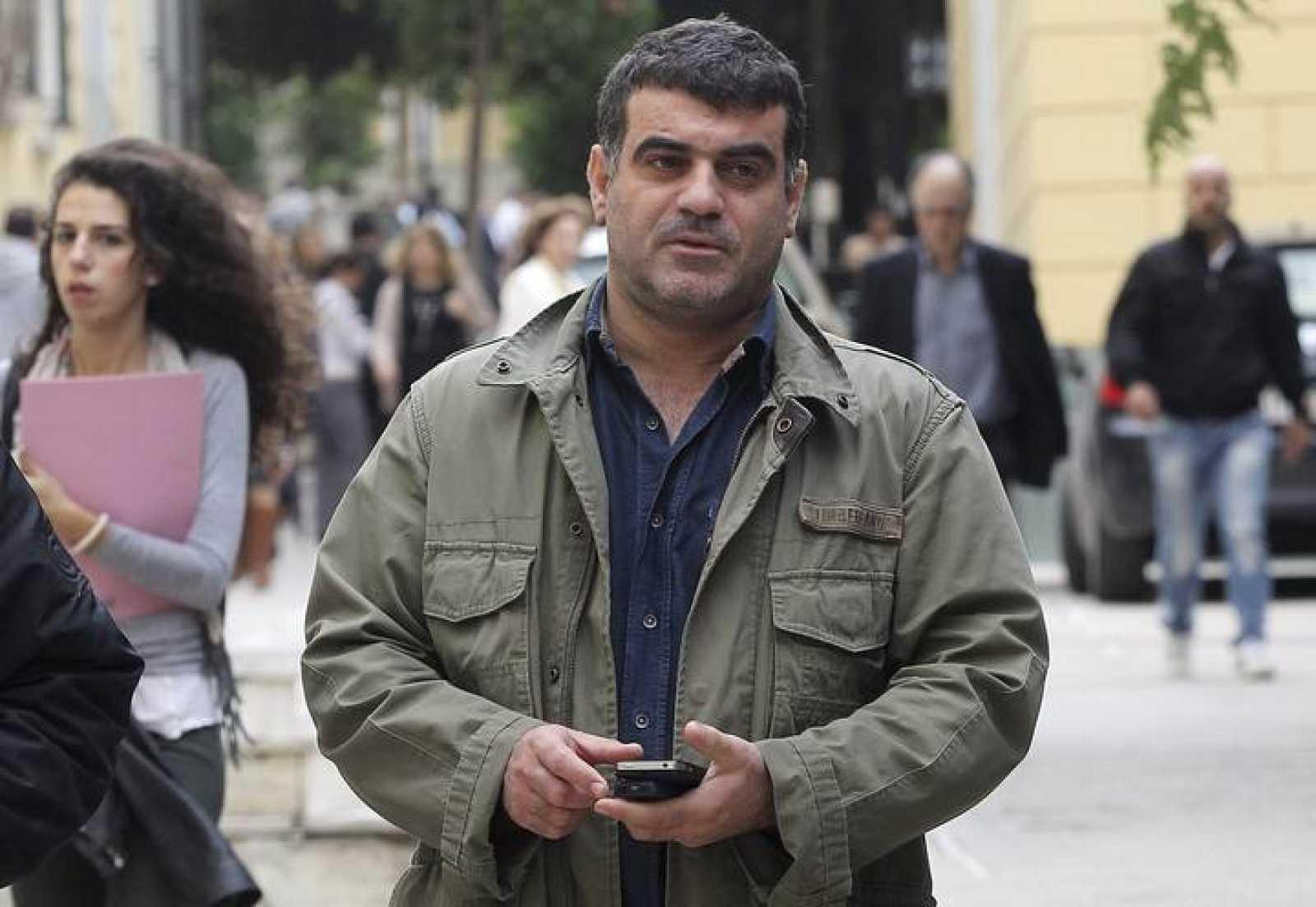 El periodista griego, Kostas Vaxevanis