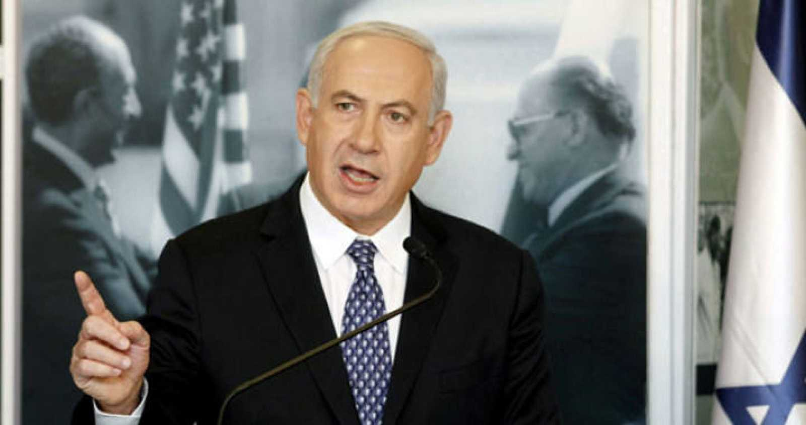 """Benjamin Netanyahu advierte de que la resolución en la ONU """"no adelantará la creación de un Estado palestino, la alejará"""""""