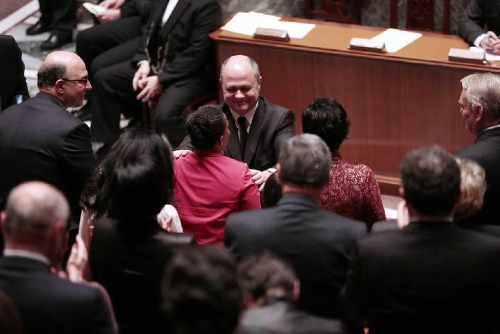 El Congreso francés aprueba la ley del matrimonio homosexual